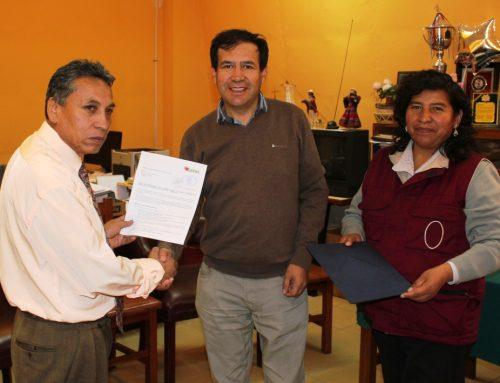 Praktika für Lehramtsstudierende der ESFM Simón Bolívar, La Paz