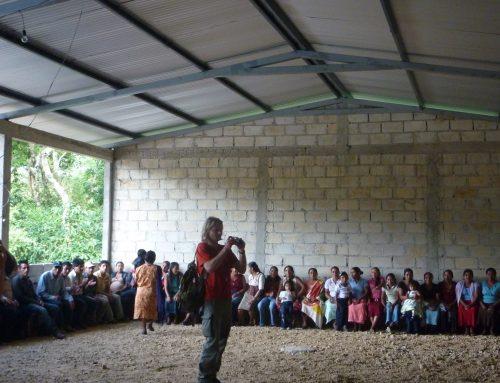 Schreinerei Buenavista Pachán, Chiapas