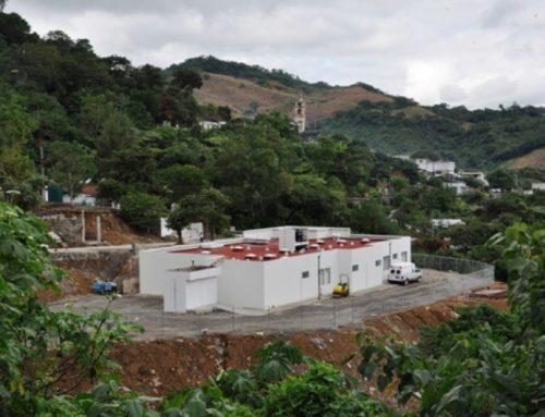 (Deutsch) Gesundheitszentrum San Lorenzo, Hidalgo