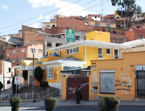 Gesundheitszentrum San Juan Lazareto, La Paz