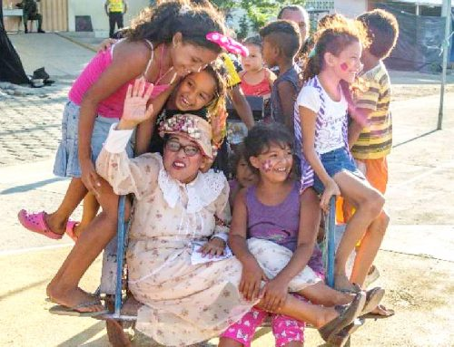 "Sanitäreinrichtung Sozialprojekt ""Centro Cultural SolYdar""  in Ecuador"